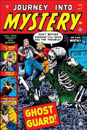 Journey into Mystery (1952) 7-A