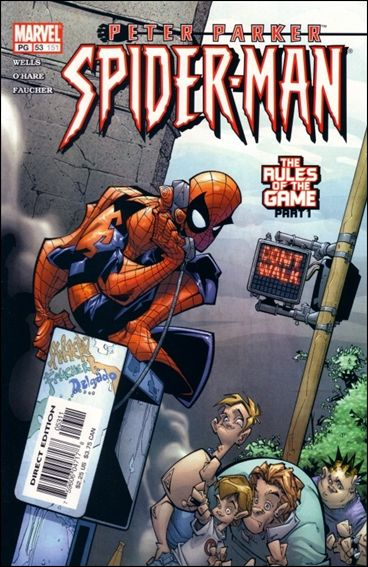 Peter Parker: Spider-Man 53-A by Marvel