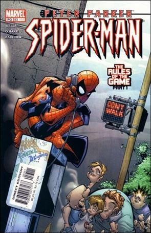 Peter Parker: Spider-Man 53-A
