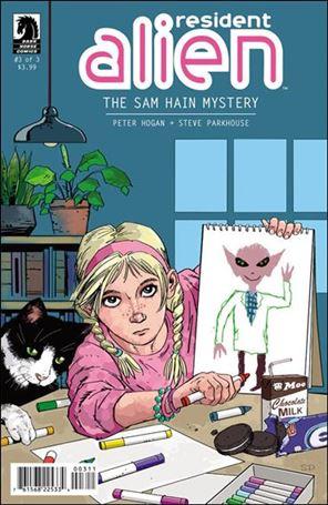 Resident Alien: The Sam Hain Mystery 3-A