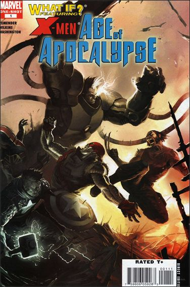 What If? X-Men: Age of Apocalypse 1-A by Marvel