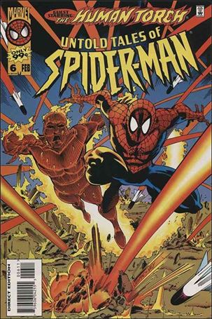Untold Tales of Spider-Man 6-A