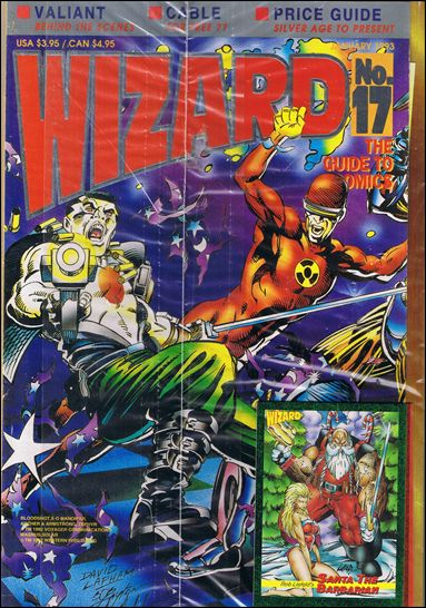Wizard: The Guide to Comics 17-D by Wizard Press
