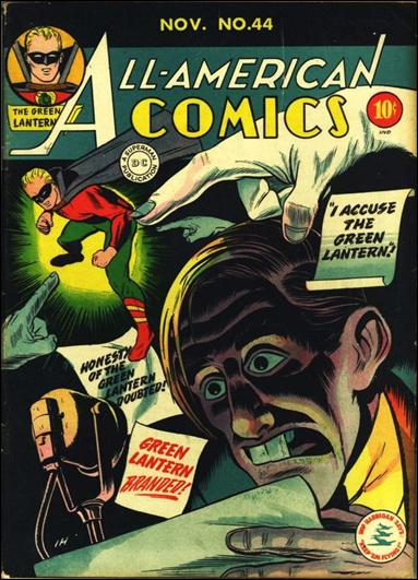 All-American Comics (1939) 44-A by DC