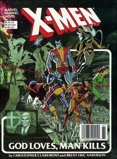 Marvel Graphic Novel 5-G by Marvel