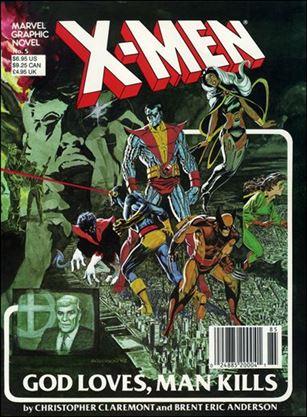 Marvel Graphic Novel 5-G