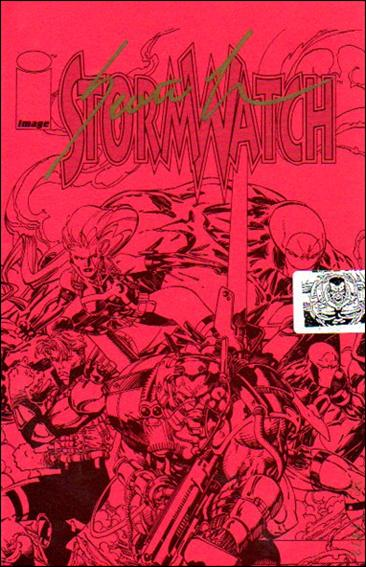 StormWatch (1993) 1-C by Image
