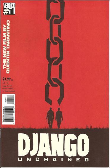 Django Unchained 1-A by Vertigo