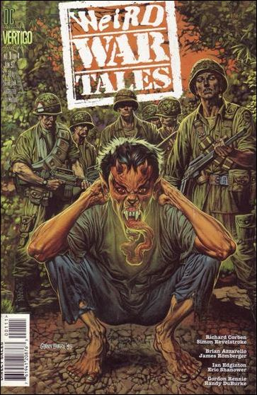 Weird War Tales (1997) 1-A by Vertigo