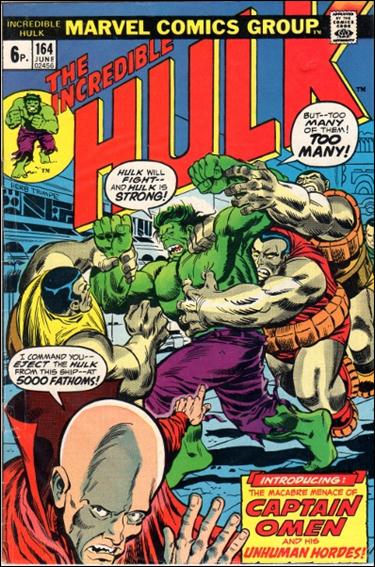 Incredible Hulk (1968) 164-B by Marvel