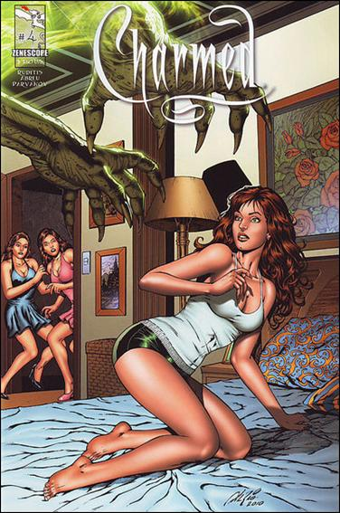 Charmed 4-B by Zenescope Entertainment