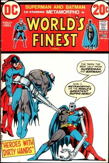 World's Finest Comics 217-A by DC