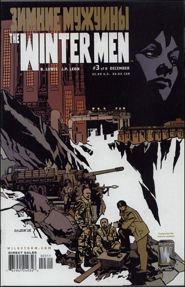 Winter Men 3-A by WildStorm