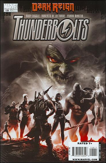 Thunderbolts (1997) 128-A by Marvel