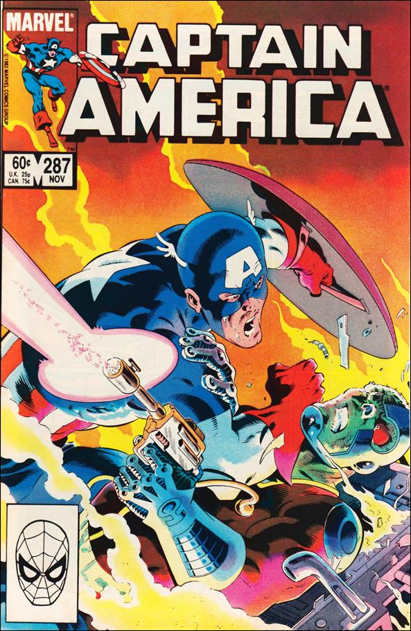 Captain America (1968) 287-A by Marvel
