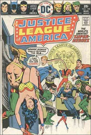 Justice League of America (1960) 128-A by DC
