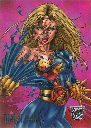 Amalgam Comics (Base Set) 40-A by Fleer/SkyBox