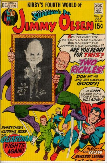 Superman's Pal Jimmy Olsen 139-A by DC