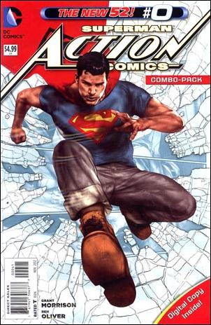 Action Comics (2011) 0-B by DC