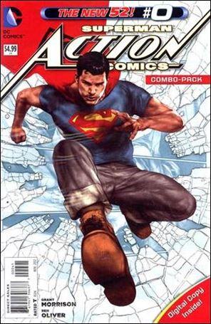 Action Comics (2011) 0-B