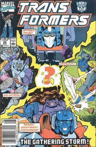 Transformers (1984) 69-A by Marvel