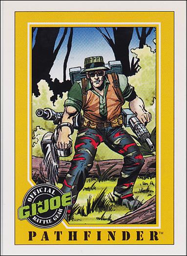 G.I. Joe (Base Set) 73-A by Impel