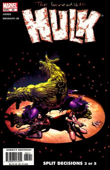 Incredible Hulk (2000)  62-A by Marvel