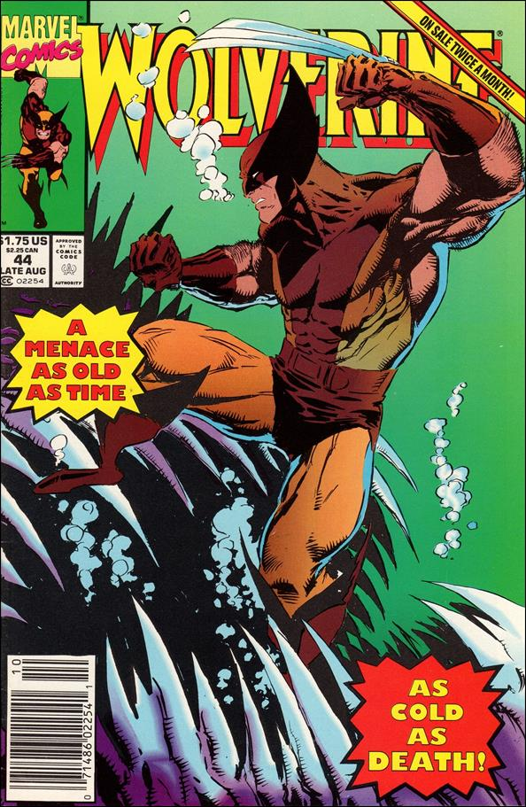 Wolverine (1988)  44-A by Marvel
