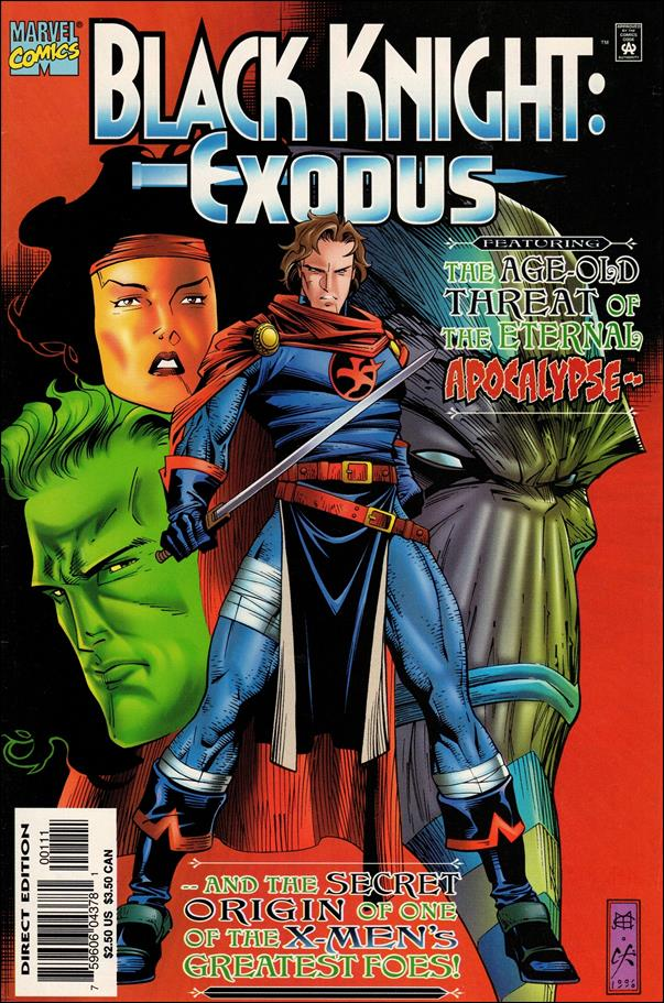 Black Knight: Exodus 1-A by Marvel