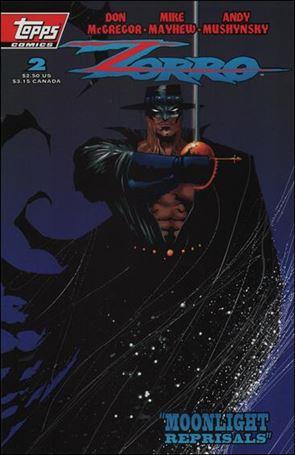 Zorro (1993) 2-A