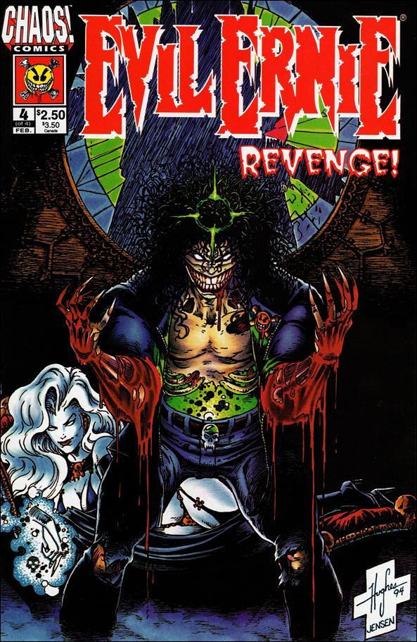 Evil Ernie: Revenge 4-A by Chaos! Comics
