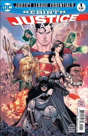 Justice League (2016) 1-W