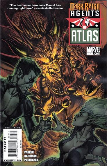 Agents of Atlas (2009) 7-A by Marvel