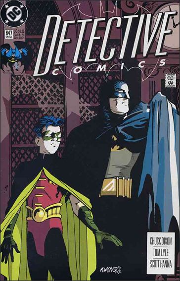 Detective Comics (1937) 647-A by DC