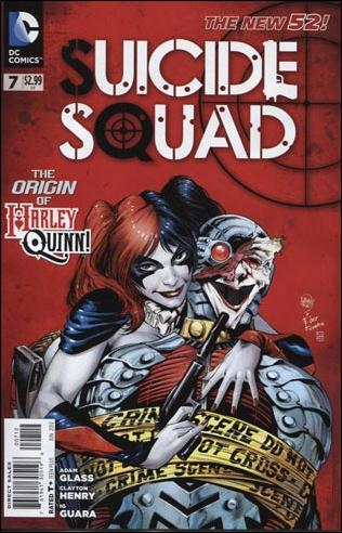 Suicide Squad (2011) 7-B by DC