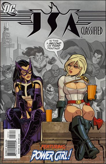 JSA: Classified 3-B by DC