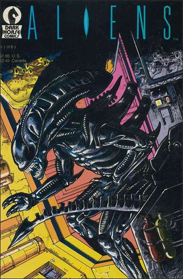 Aliens (1988) 6-A by Dark Horse