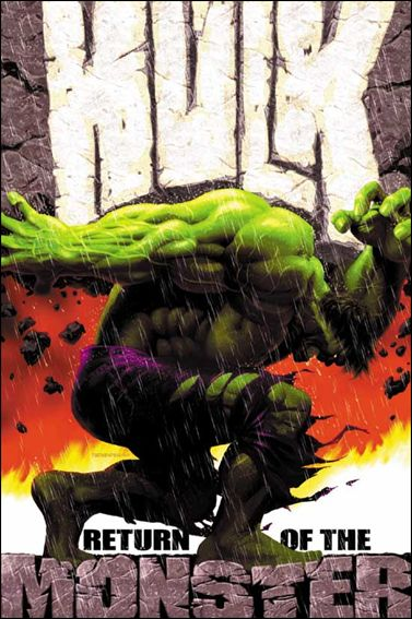 Incredible Hulk (2002) 1-A by Marvel