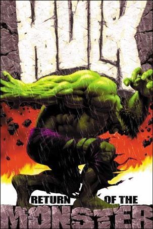 Incredible Hulk (2002) 1-A