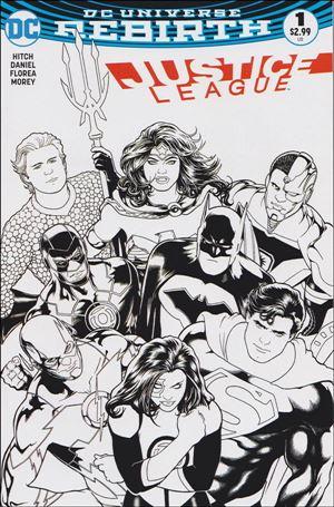 Justice League (2016) 1-H
