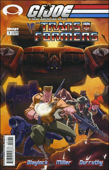 G.I. Joe vs the Transformers (2003) 1-C by Image