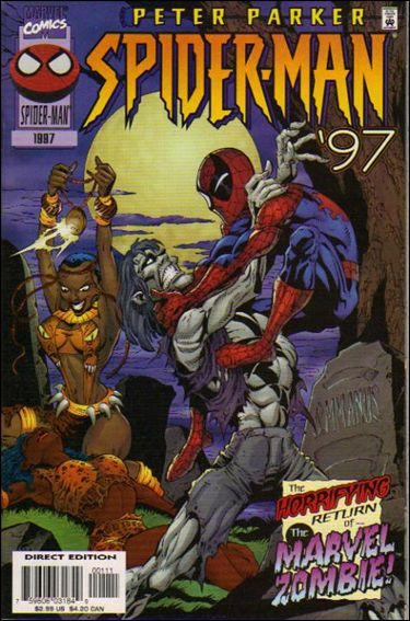 Peter Parker: Spider-Man Annual 1997-A by Marvel