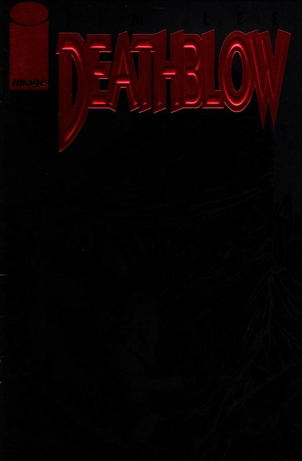 Deathblow (1993) 1-A by Image