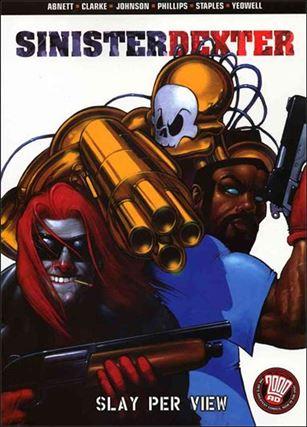 Sinister Dexter 3-A