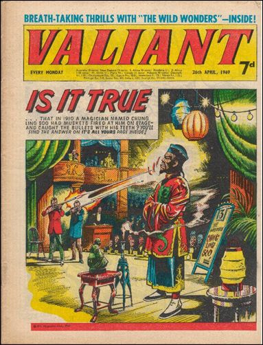 Valiant (UK) 343-A by IPC