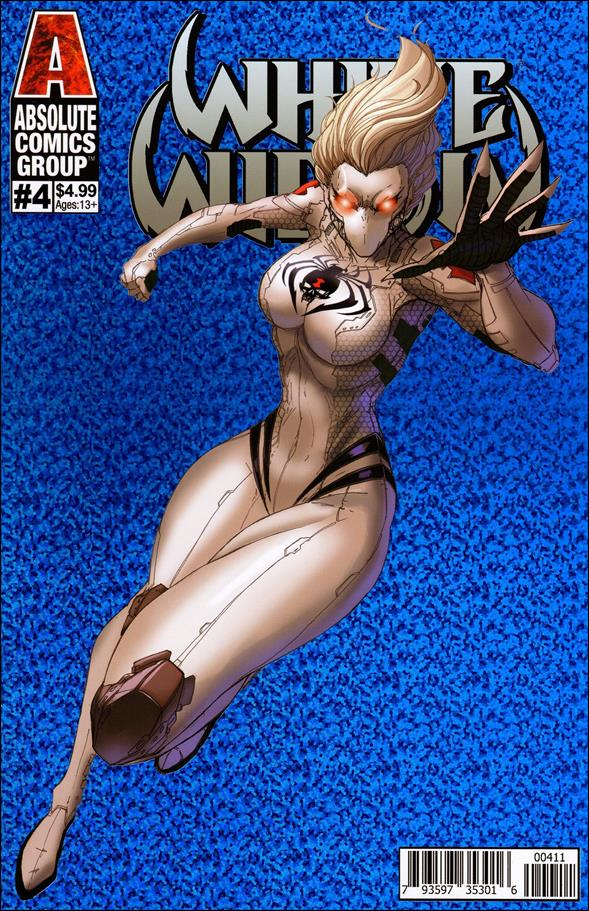White Widow 4-A by Absolute Comics Group