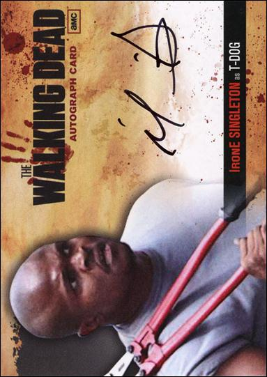 Walking Dead (Autograph Subset) A16-A by Cryptozoic Entertainment