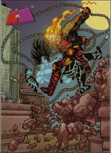 Marvel vs WildStorm (Base Set) 24-A by Fleer/SkyBox