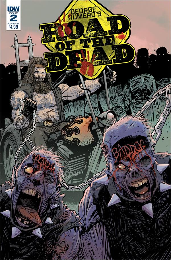 Road of the Dead: Highway to Hell 2-B by IDW