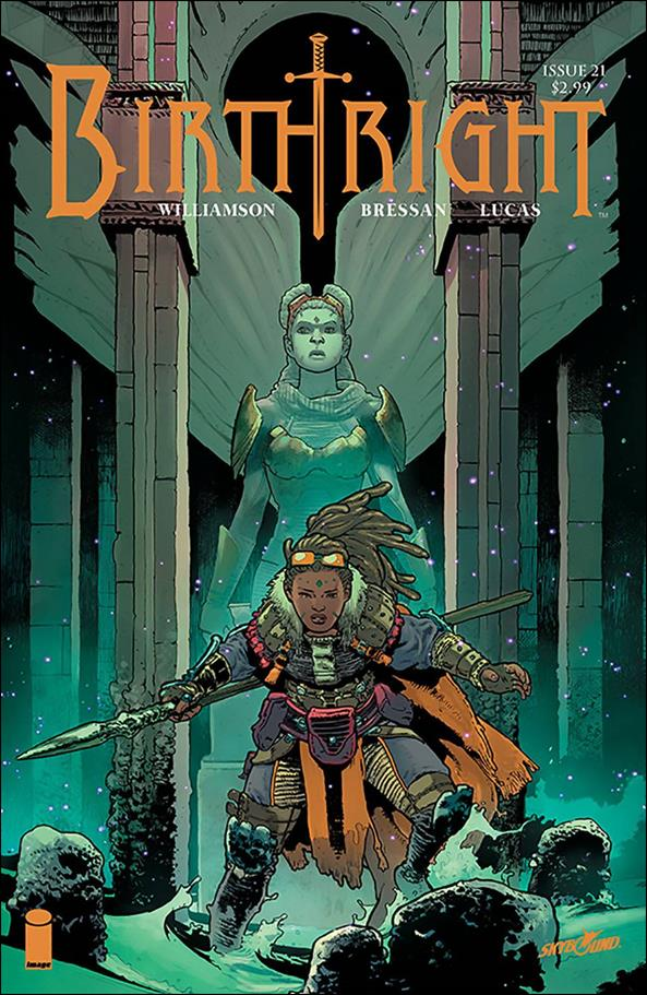 Birthright (2014) 21-A by Skybound Entertainment